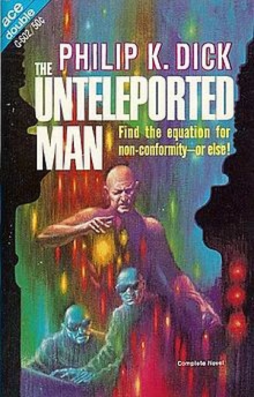 """Unteleported Man"" later published as Lies, Inc."