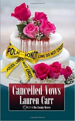 Cancelled Vows by Lauren Carr Review and Author Interview