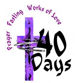 Prayer for God's Mission and Lent-Part 1