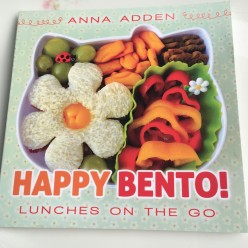 Eat beautifully, with Happy Bento! Lunches on the Go