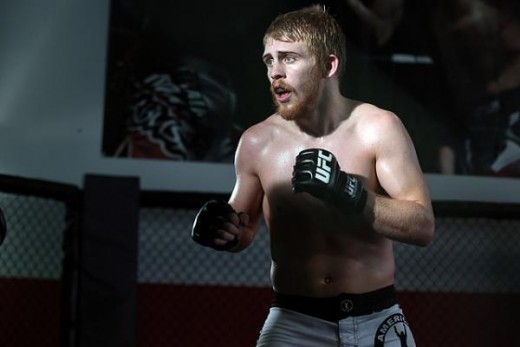 Justin Scoggins. Photo: Dave Mandel/Sherdog.com