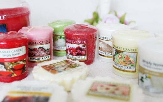 Yankee Candle Samplers Votives