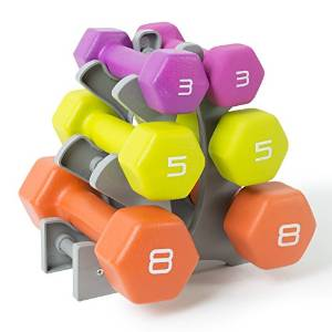 Various weights give you flexibility