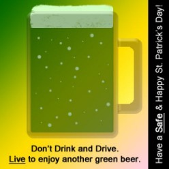 Drunk Driving: A St. Patrick's Day Tragedy
