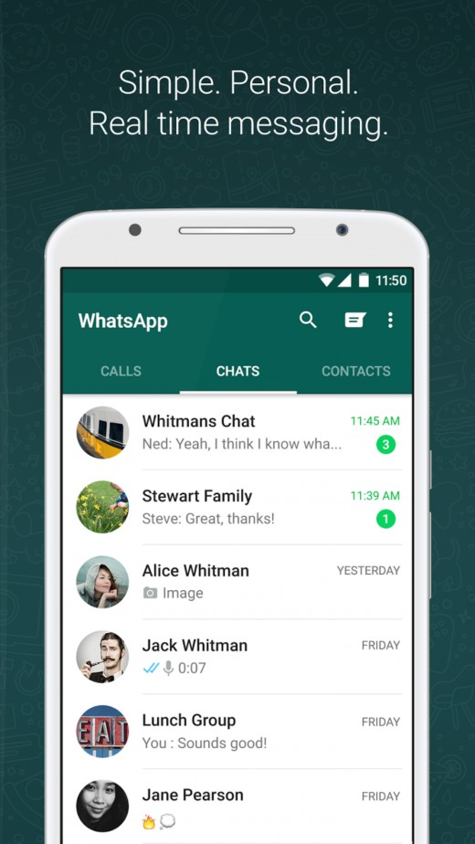 WhatsApp Photo (from Play Store)