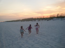 Pensacola, Florida: Our First Family Vacation