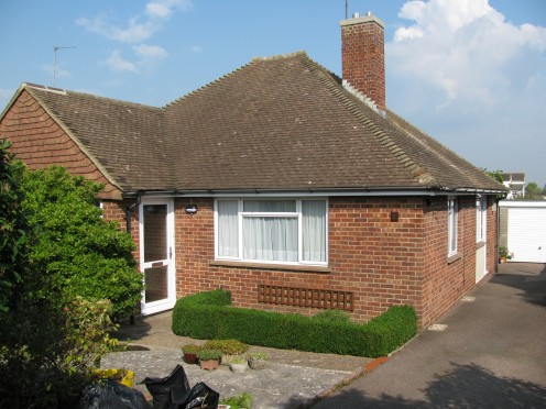 Our 1955 family bungalow in Hurstpierpoint, Sussex