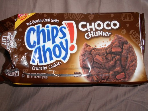 Chips Ahoy! Choco Chunky