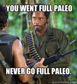 My Paleo Journey Day 2