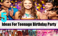How to make a grand yet simple 13th Birthday with less costs