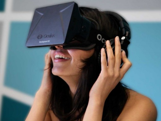 Oculus Rift VR headsets are Awesome and make VR real
