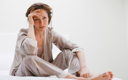 women suffering from PCOS often have irregular periods