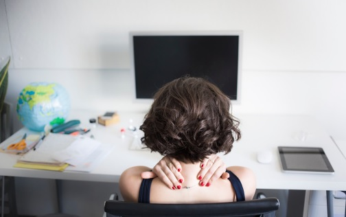 Stress negatively affects menstrual cycle.