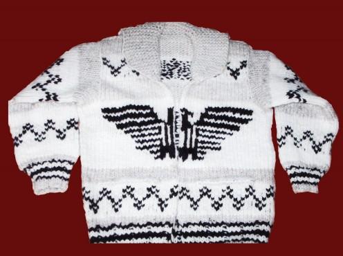 Cowichan Knitting