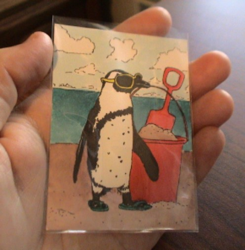 How to Make and Sell ACEO Cards