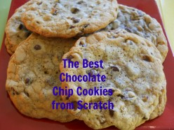 How to Make the Best Chocolate Chip Cookies from Scratch -- The Recipe You've Been Wanting!