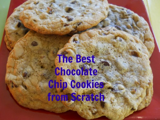 The quintessential chocolate chip cookie recipe!