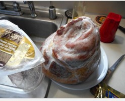 Minnesota Cooking: The Lazy Way to Cook Ham