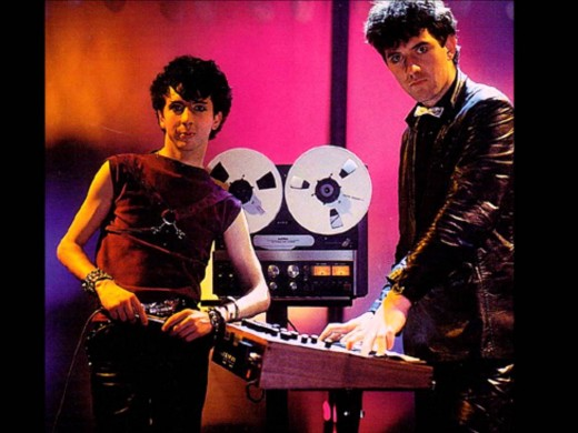 "Synthpop group Soft Cell, whose 1981 hit ""Tainted Love"" remains one of the most popular songs of the 80s."