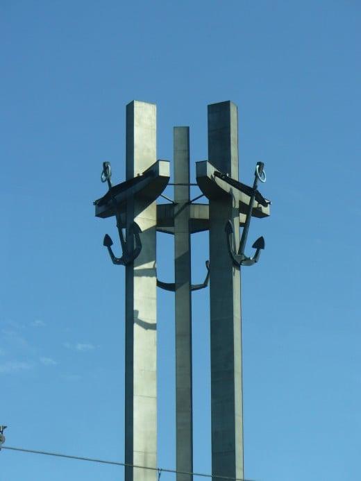Gdansk Monument