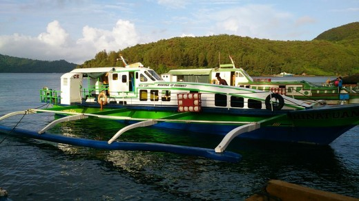Hinatuan Island Boat Port, Surigao