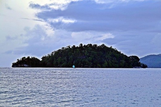 Turtle Island at Barobo, Surigao