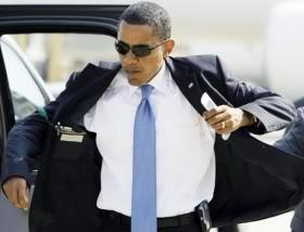 Greyer And Older Looking Obama.