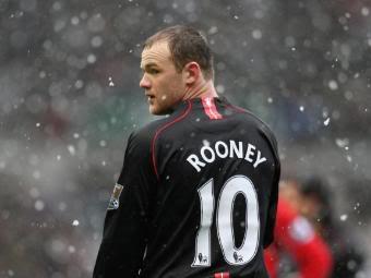 Rooney Lost His Power When He Went Bald.