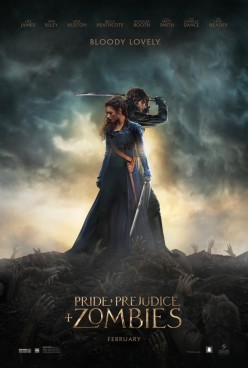 Pride and Prejudice and Zombies: movie review