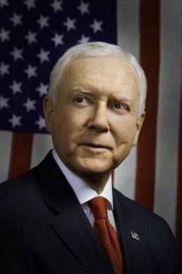 Senator Orrin Hatch of Utah