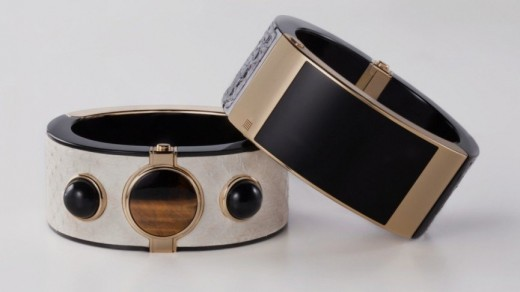MICA Luxury Bracelet with OLED Screen and 3G Connected Bangle