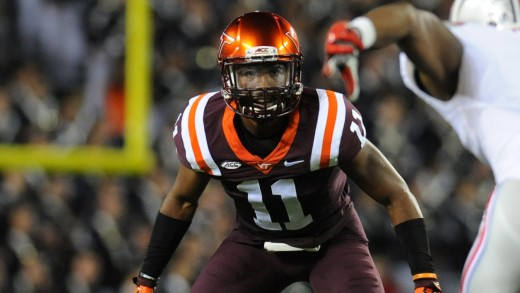 Kendall Fuller, CB, Virginia Tech