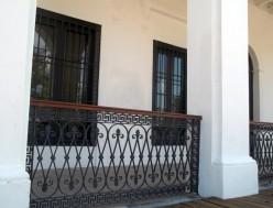 The former Hotel Olivera after restoration.