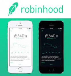 Robinhood Commision Free Brokerage App: Let's All Join The Stock Market Game!