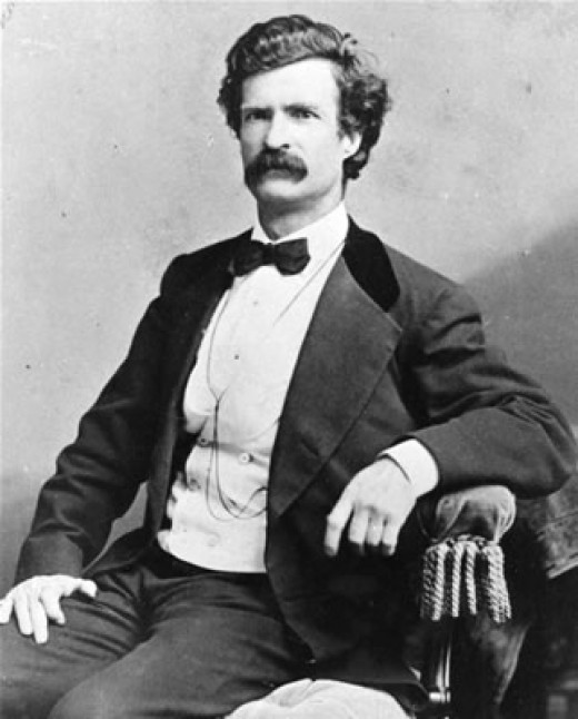 a brief biography of mark twain a pen name of samuel langhorne clemens Samuel langhorne clemens (1835 to 1910), known by pen name mark twain photograph taken in his old age.