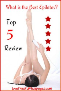 Best Epilator for Face and Body, Top 5 Reviews for Hair Removal