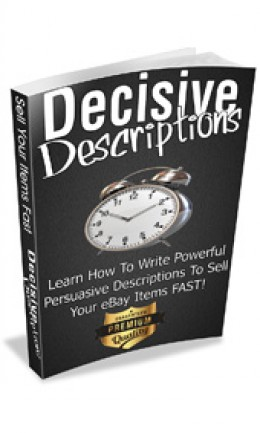 How to write powerful persuasive listings that convert to sales fast.