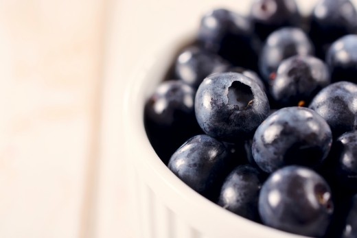 Blueberries - Paleo Diet Plan Superfood