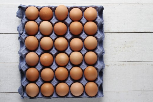 Free Range And Organic Eggs A Paleo Diet Superfood
