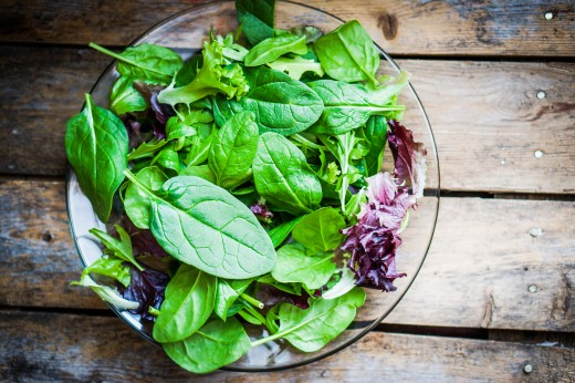 Leafy Greens Are Just One Of The Paleo Diet Superfoods