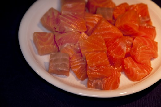 Wild Salmon Is A Paleo Diet Superfood
