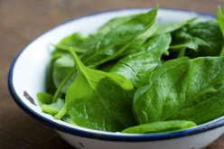Spinach Makes You Strong Like Popeye!