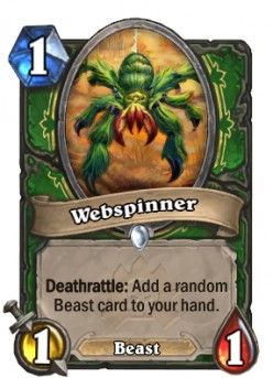 Cards you're gonna miss in Hearthstone's new standard format.