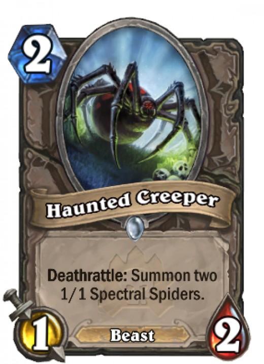 Haunted Creeper