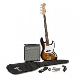 Squier Jazz Bass Starter Pack