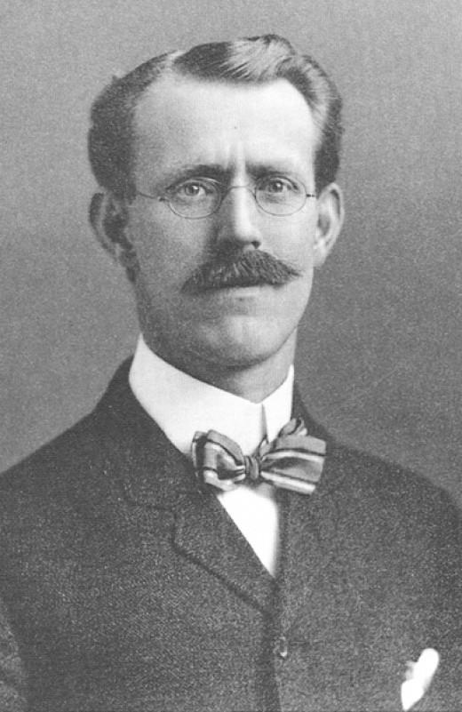 Edward Stratemeyer      (1862 - 1930)