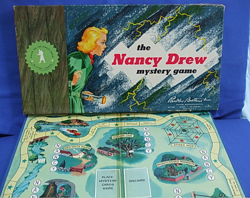 Nancy Drew Mystery Game: 1957