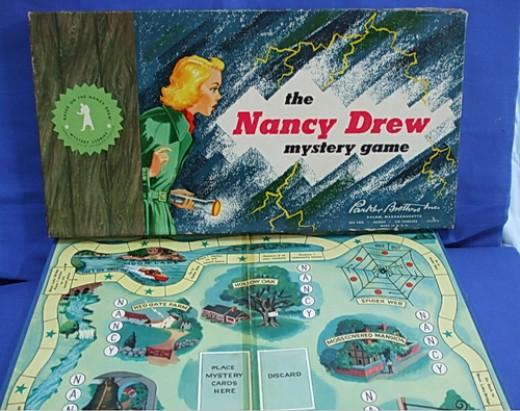 Nancy Drew Mystery Game: 1957