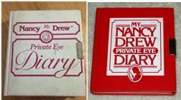 Nancy Drew Private Eye Diaries
