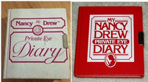 Nancy Drew Private Eye Diaries